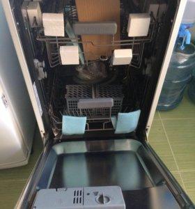 Новая посудомойка, встраиваемая