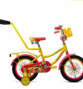 """Двухколёсный велосипед Forward """"Funky"""" 14"""