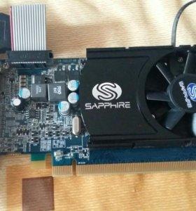 Видеокарта AMD Ati Radeon HD5570 Sapphire 1Gb