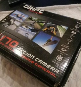 Экшн камера Drift Innovation 170