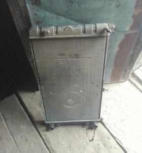 Радиатор ваз2112