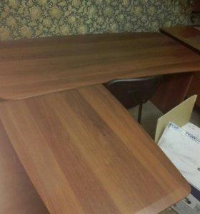 Стол, длина 1800*800 мм, плюс приставка