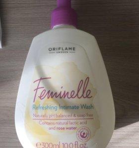 Очищающее средство для интимной кожи