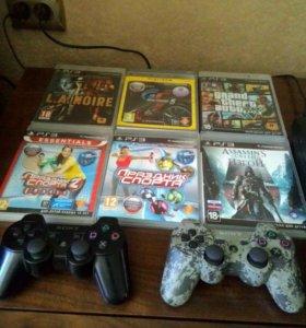Продаю PS3 320Gb