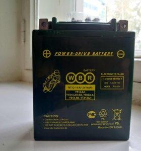 Аккумулятор для Квадроциклов Polaris sportsman