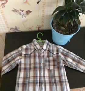 Рубашка на 1,5 года