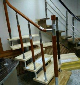 Комплектующие для лестниц и огрождения