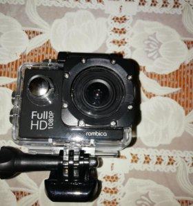 Экшн-камера romblca Pro Cam AC 340