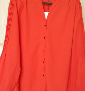 Рубашка женская новая размер 52-54