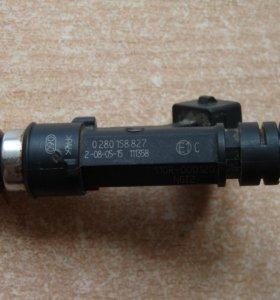 форсунка топливная Bosch 0 280 158 827