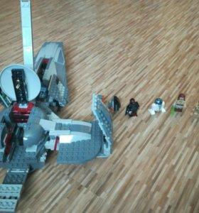 Лего звездные войны истребитель ситхов
