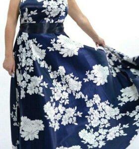 Платье 60 р-р