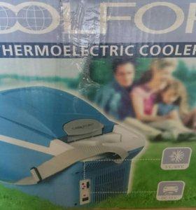 Новый! Автомобильный холодильник - термосумка