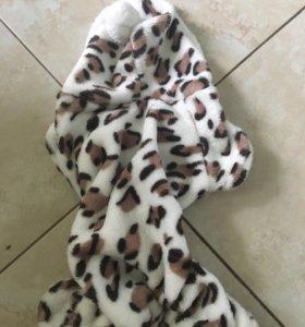 Комбинезон тёплый для собак новый