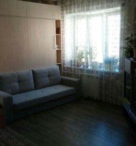 Квартира, 1 комната, 50.1 м²