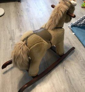 Качалка лошадь TRUDI