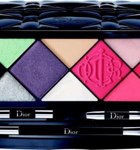 Палетка Christian Dior Kingdom Of Colors новая