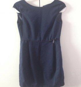 Платье школьное р 140