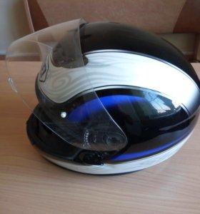 Шлем Shoei, женские мотоперчатки в подарок
