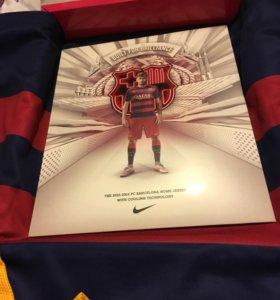Оригинальная футболка Barcelona