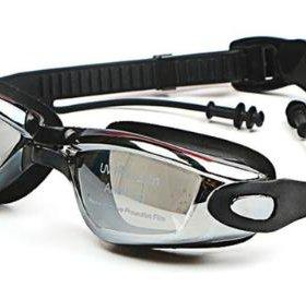 Очки для плавания с диоптриями -2.5 (новые)