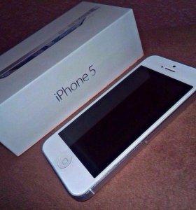 Айфон 5, 16gb