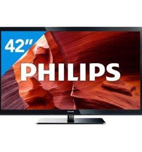 "ЖК-телевизор 42"" (107 см) Philips 42PFL3007H"