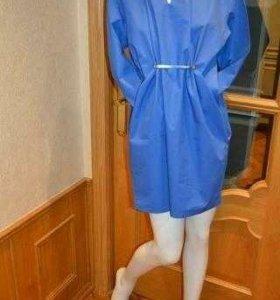 Новые 2 платья и 1 рубаха.