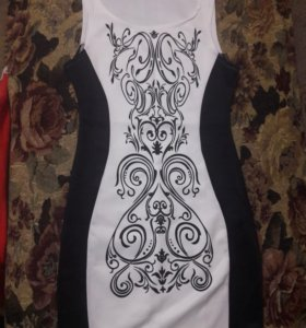 Платье летнее размер 42-44(s)