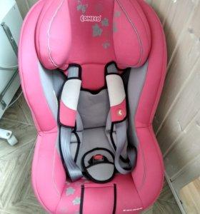Авто кресло Coneco для принцессы!