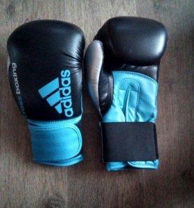 Перчатки Adidas hibryd100 16oz