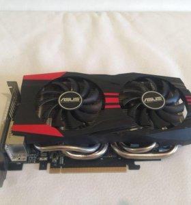 Видеокарта ASUS GTX 760 2gb