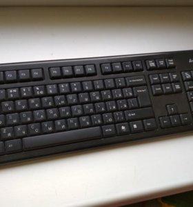 Беспроводная клавиатура A4tech