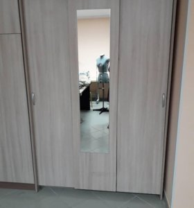 Шкаф стенка в комплекте