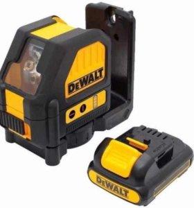 Лазерный уровень DCE0811D1R DeWalt