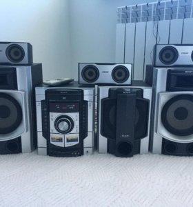 Домашняя Акустическая Система Sony
