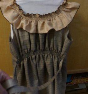 новые блузки будущим мамам