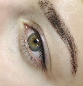 Обучение Татуаж Перманентный макияж