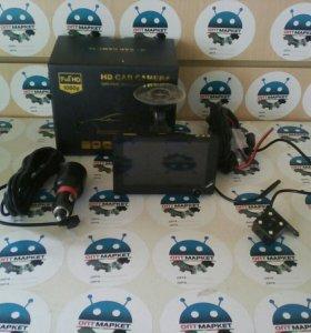 Видеорегистратор ZZ33 3 камеры, новый