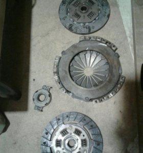 Сцепление диск корзина выжимной