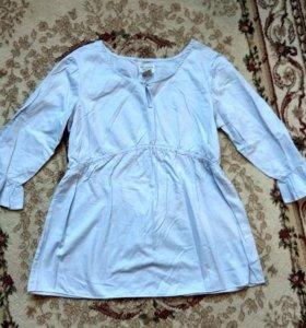 Рубашка для беременных р.46-48