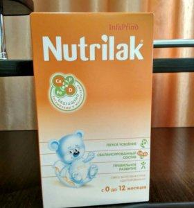 Смесь молочная Nutrilak