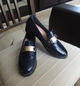 Новые туфли и п/ботинки