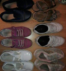 Туфли, кеды, кроссовки 34-45 р-р