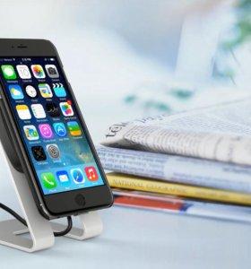 Беспроводная зарядка для iPhone/Android