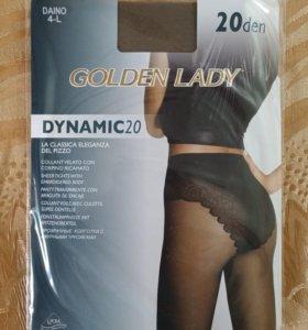 Колготки GOLDEN LADY DYNAMIC 20 Den