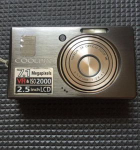 Фотоаппарат Nikon Coolpix s500