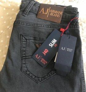 Новые джинсы Armani оригинал