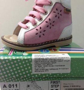 Ортопедическая обувь orsetto для девочек