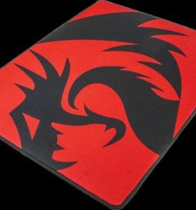 Коврик для мыши Red Dragon игровой 500х400 новый
